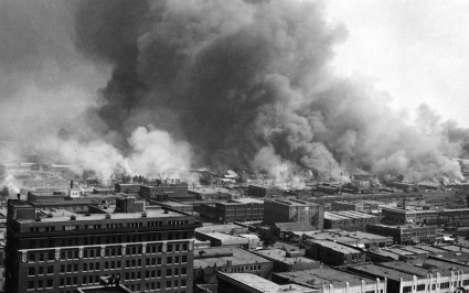 Tulsa in 1921 — an interview with Tim Madigan, author of The Burning: Massacre, Destruction, and the Tulsa Race Riot of 1921