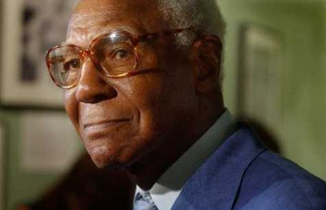 Negro League Baseball legend Buck O'Neil