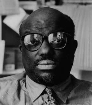 Stanley Crouch, author of Considering Genius: Writings on Jazz