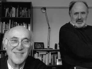 Graham Lock and David Murray, editors of Thriving on a Riff: Jazz & Blues Influences in African American Literature and Film