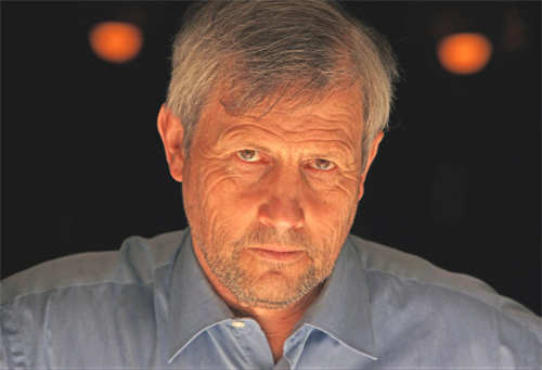 Karl Marlantes, author of Matterhorn: A Novel of the Vietnam War