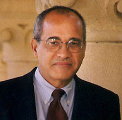 The Ralph Ellison Project — Arnold Rampersad, author of Ralph Ellison: A Biography