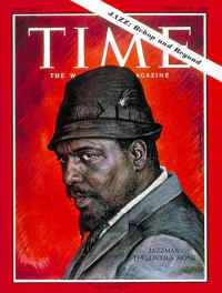 November 22, 1963, Time magazine, and Thelonious Monk