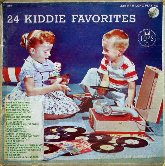 a-paul-02-Kiddie Favorites