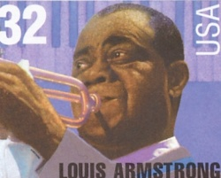 Satchmo's Stamp