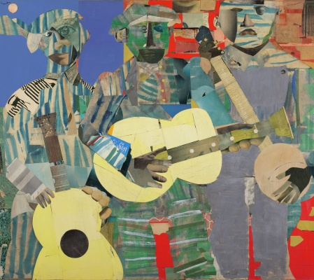 Interview with Mary Schmidt Campbell, author of An American Odyssey: The Life and Work of Romare Bearden