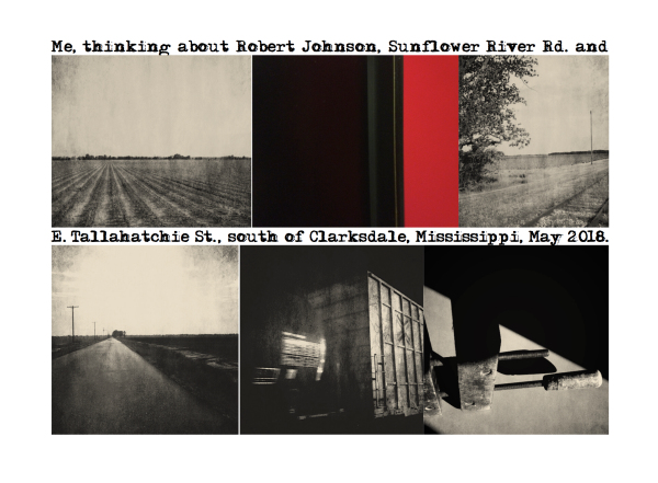 """Thinking about Robert Johnson"" — a photo-narrative by Charles Ingham"
