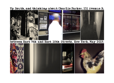 """Thinking About Charlie Parker"" — a photo-narrative by Charles Ingham"