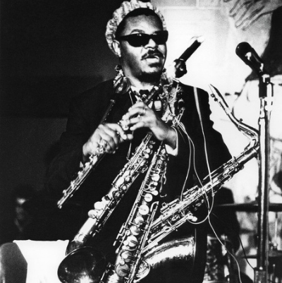 Poems for Rahsaan Roland Kirk — by John L. Stanizzi