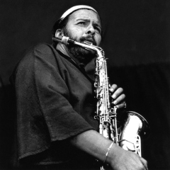photo of Jackie McLean by Veryl Oakland