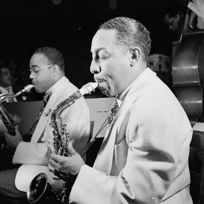 Great Encounters:  When Johnny Hodges met Sidney Bechet