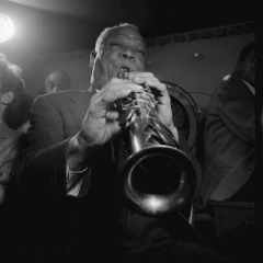 photo of Sidney Bechet by William Gottlieb/Library of Congress