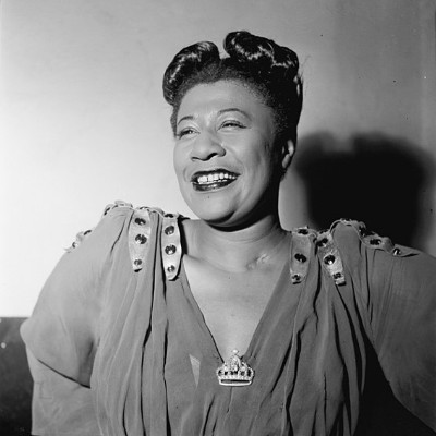 Two poems for Ella Fitzgerald