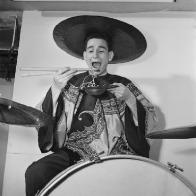 """Today I Fell in Love with Shelly Manne"" — a poem by John Stupp"