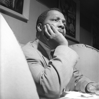 """Bud Powell Came to Me Twice Today"" — a poem by Terrance Underwood"