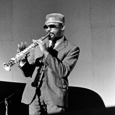 """Archie Shepp's Jazz Song"" — a poem by Susana Case"