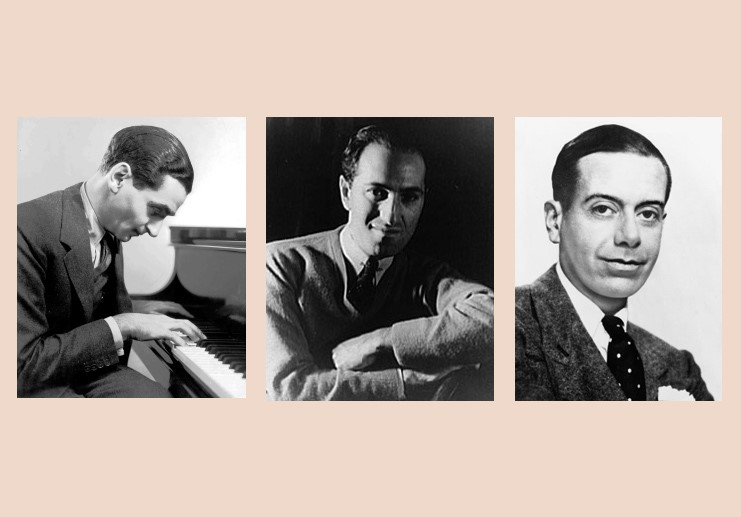 Berlin, Gershwin and Porter — Great American Songwriters