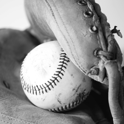 """The Old Catcher's Mitt"" — a poem by Michael L. Newell"