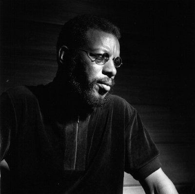 photo of Ornette Coleman courtesy Mosaic Images