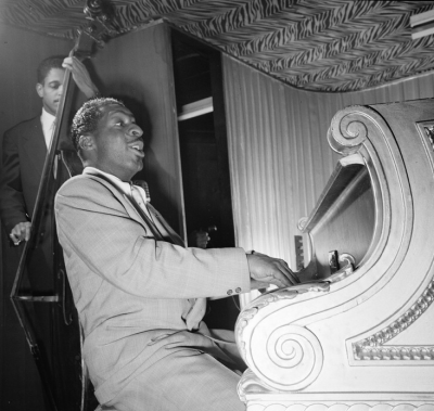 photo of Erroll Garner by William Gottlieb/Library of Congress