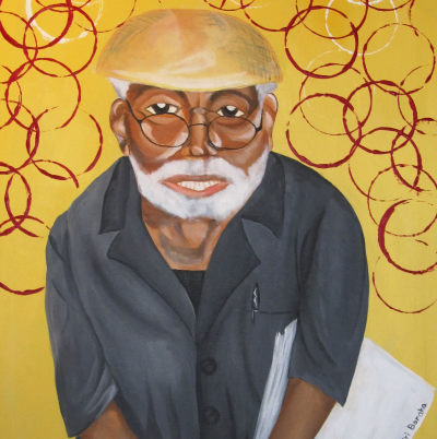 """Amiri Baraka (Taught Me How To Write Social Justice Poetry)"" — a poem by Christopher D. Sims"