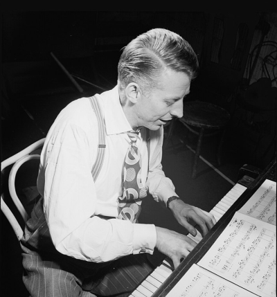 photo of Stan Kenton by William Gottlieb/Library of Congress